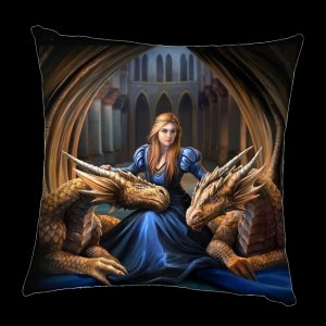 Fierce Loyalty Cushion