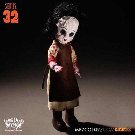 Mezco Toyz Ghoul 10 Ernest Lee Rotten Living Dead Dolls Series 32